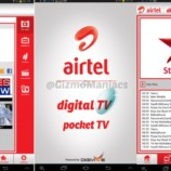 Airtel Pocket TV App Launched For Android
