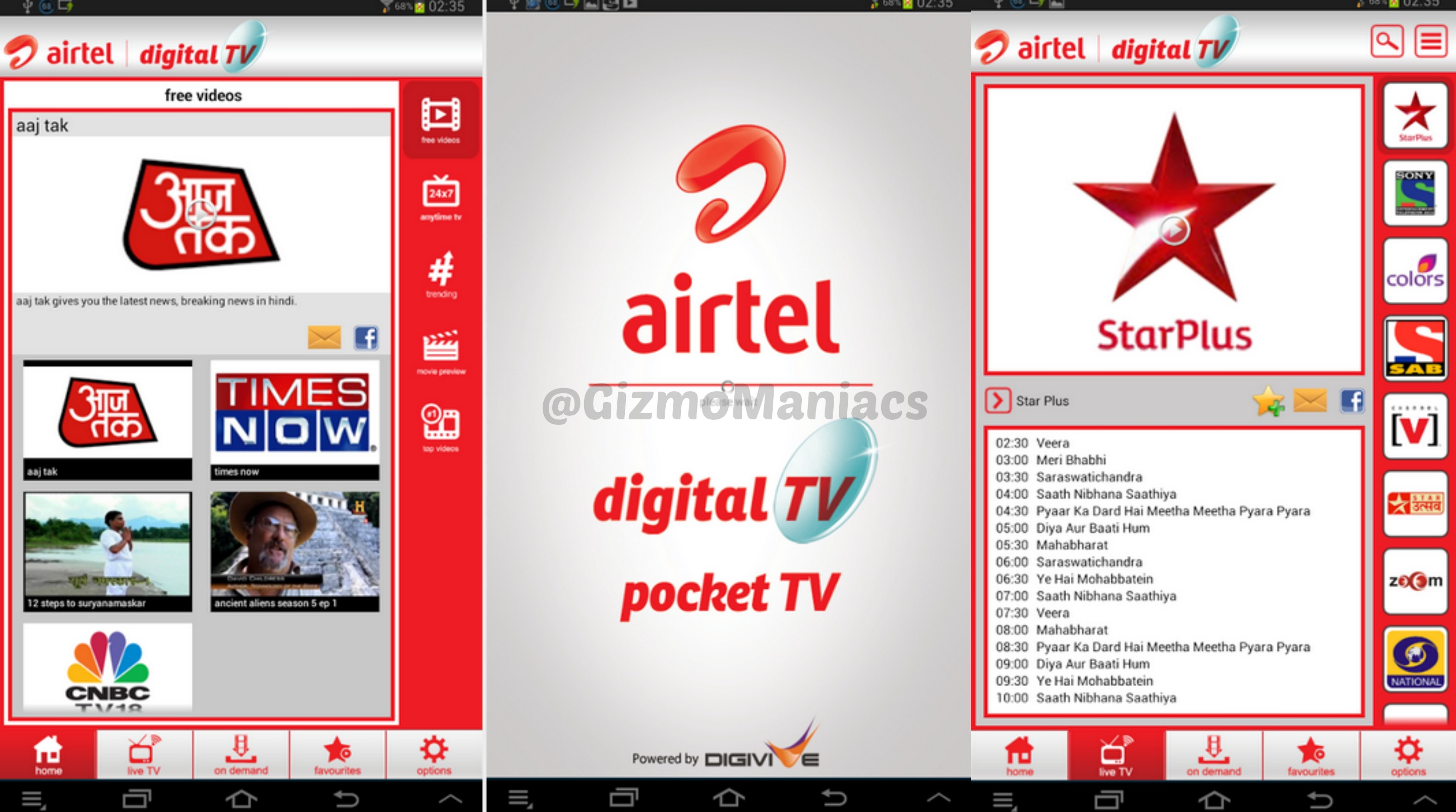 airtel India - YouTube