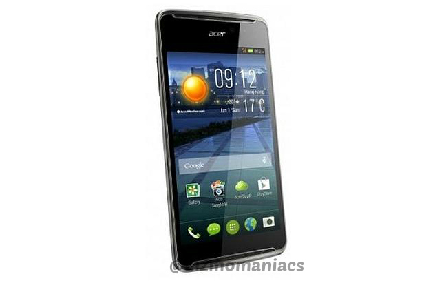 Acer Liquid E600 E700 And Z200 Announced