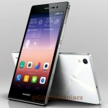 Huawei Ascend P7 with 5-inch display and quad-core processor