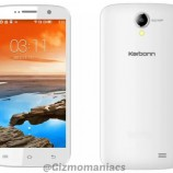 Karbonn A25+ with 5-inch display and dual-core processor