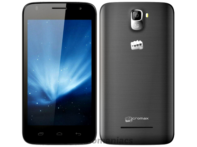 Micromax Canvas A105
