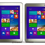 Toshiba Encore 2 – Tablets with Windows 8.1