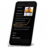 Amazon Fire Phone with 4.7-inch display and 13MP Rear Camera