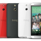 HTC One (E8) with 5-inch display and Snapdragon 801 announced
