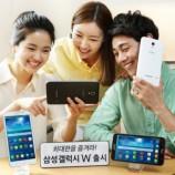 Samsung Galaxy W – 7-inch Phablet