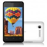 Intex Aqua 3G – 4-inch display and dual-core processor