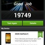 Asus Zenfone 5 Benchmarks