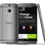HTC One M8 dual SIM with Snapdragon 801 launched in selected regions