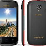 Maxx Mobile GenxDroid7 AX356 with 3.5-inch display launched for Rs. 3,696