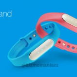 Xiaomi Mi Band for Fitness and sleeping tracking band announced