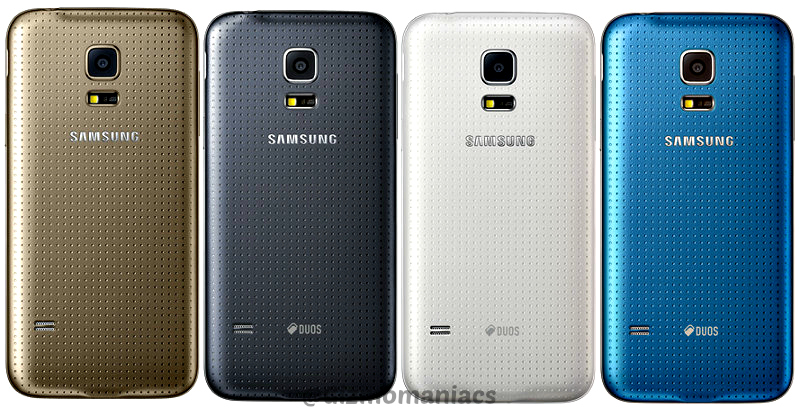 Samsung Galaxy S5 mini_1