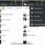 WeChat a complete Social App in all mobile Platforms