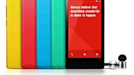 Finally Redmi 1s is official in India for Rs. 5,999 on Flipkart