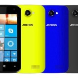 Archos launches 5 new Android, Windows devices before the IFA
