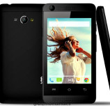 Lava Iris 360 Music with dual front speakers listed online for Rs. 3,849