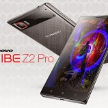 Lenovo Vibe Z2 Pro with 6-inch QHD display and Snapdragon 801 is official