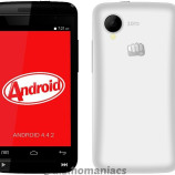Micromax Bolt A082 with Dual front speakers and Android 4.4 Kitkat launched for Rs. 4,399