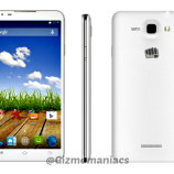 Micromax Canvas XL2 A109 with 5.5inch IPS display and Android 4.4 listed officially