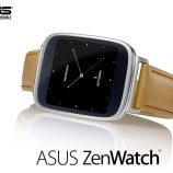 Asus brings its first smartwatch ZenWatch in IFA 2014