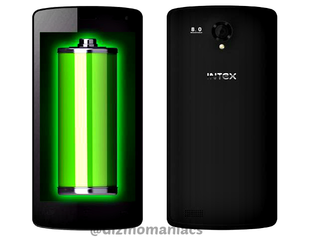 Intex Aqua Star Power