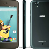 Spice launched Dream UNO Mi-498 Android One smartphone for Rs. 6,299