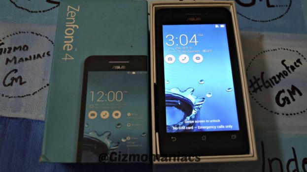 Asus Zenfone 4 A450CG (4.5-inch) – Review