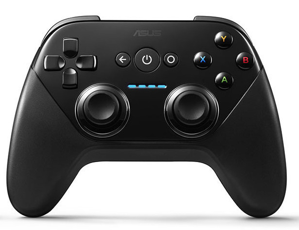 Gamepad for Google Nexus Player