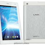 Lava QPAD R704 with 7-inch display and voice calling launched for Rs. 8,499
