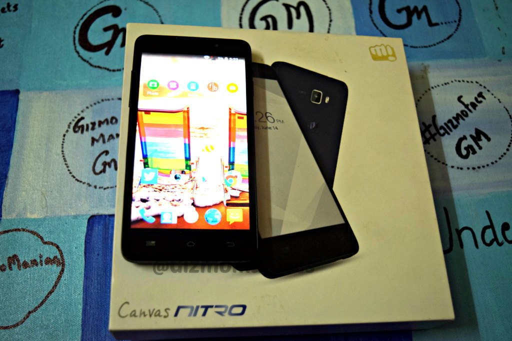 Micromax Canvas Nitro A310 Review