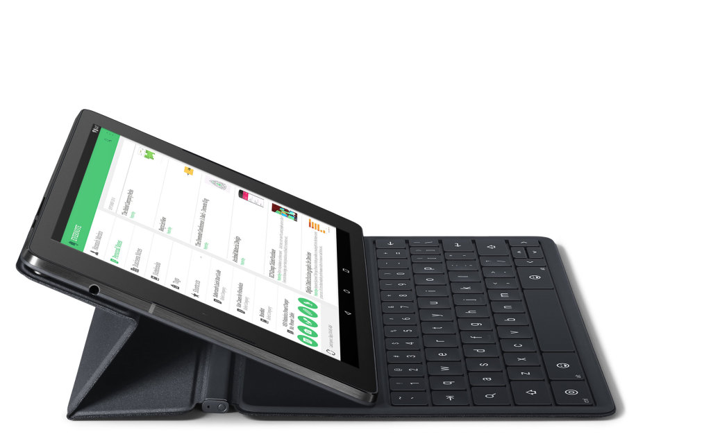Nexus 9 with Keyboard