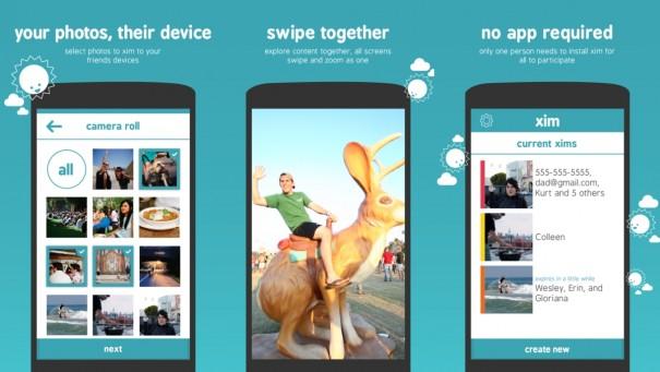 Xim Photo app