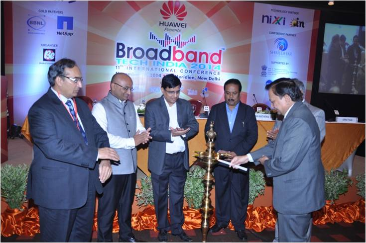 Broadband Tech India 2014_Inaugural Session