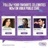 Viber launches public chats, a new social entertainment concept