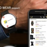 Exclusive app for Android wearables by Flipkart