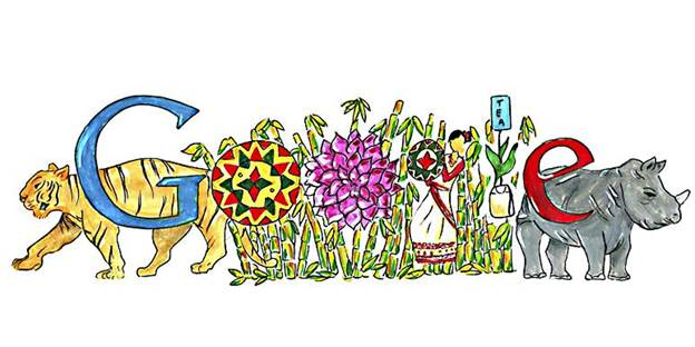 Google Doodle Category 4