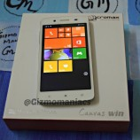 Micromax with Windows OS…the Win W121 – Review