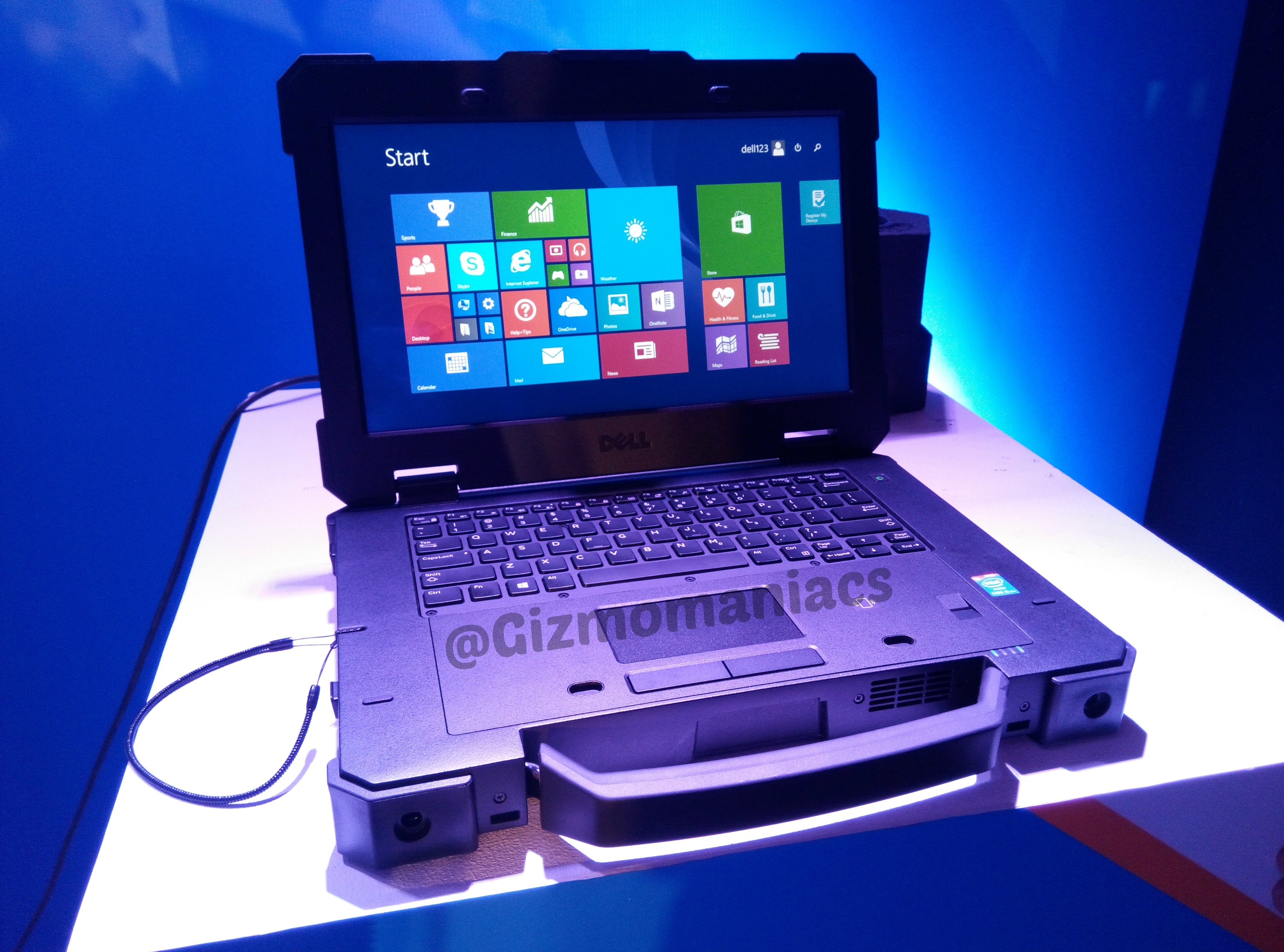 Dell Latitude Rugged 14