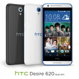 HTC Desire 620 dual SIM and Desire 620G dual SIM with 5MP front camera launched