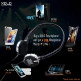 Xolo offering JBL headphone with selected devices