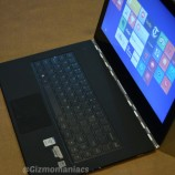Lenovo launches Yoga 3 Pro Ultrabook – The Slimmest for Rs. 1,14,990
