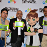 Eddy and Cartoon Network launch Worlds first Kids creativity Tablet