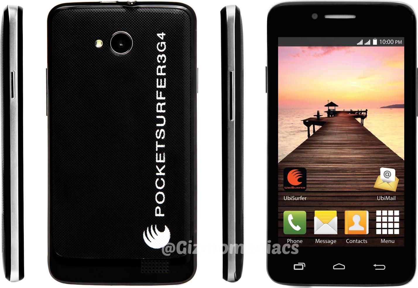 Pocket Surfer 3G4