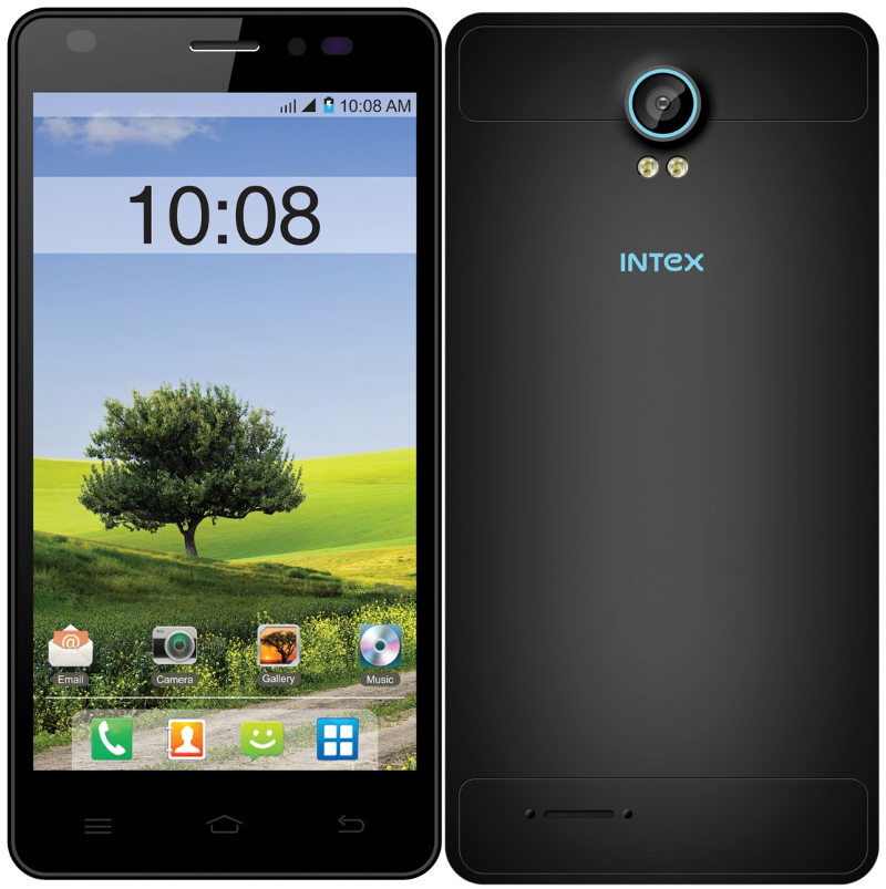 Intex Cloud M5 II