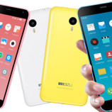 Meizu m1 note with 5.5-inch display launched in India for Rs. 11,999