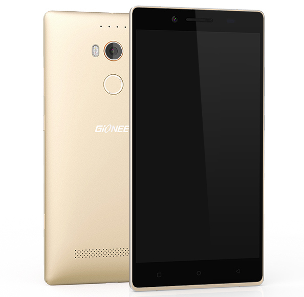 Gionee Elife E8 with 6-inch Quad HD display and fingerprint