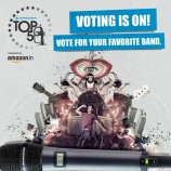 Vote for your favorite bands to  win Sennheiser TOP 50-India