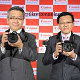 Canon launches highest resolution, full-frame DSLR cameras
