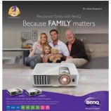 BenQ's Family Reconnecting Time Campaign