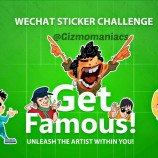 WeChat's Creative Design Sticker Challenge